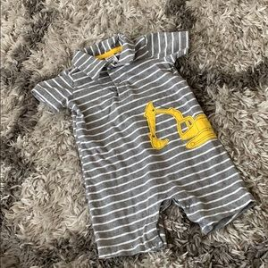 Child of mine by carters 12 month one piece